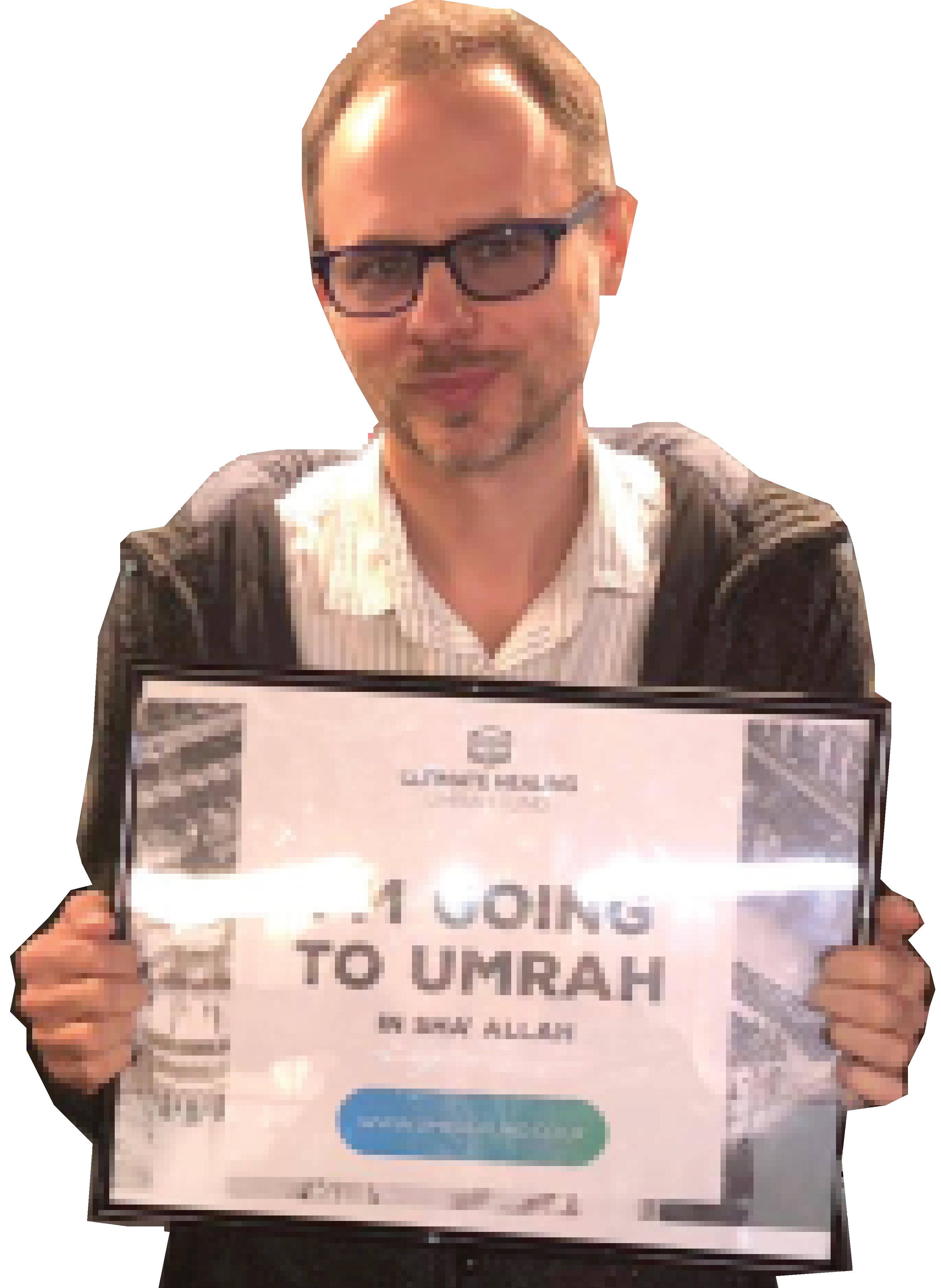 Peter Umrah Fund