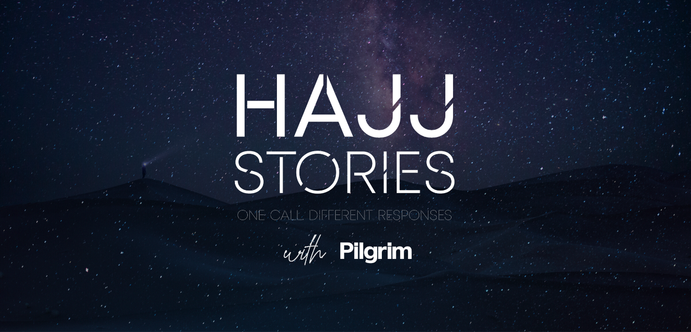 2020 Pilgrimage Hajj Stories Webinar Documentary Umrah Fund