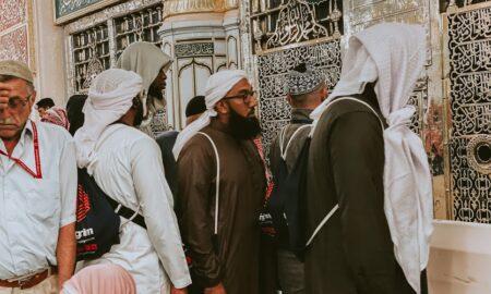 Hajj Day Three Explained {Illustration}