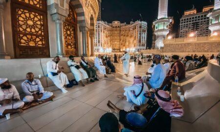 Hajj Night Two Explained {Illustration}