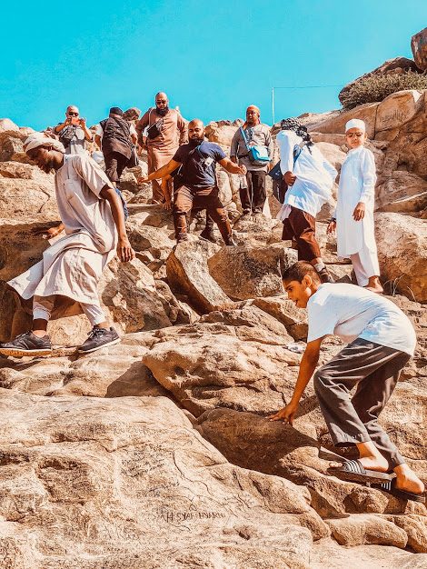 The Prophets Final Sermon In Hajj On Arafat {Emotional}