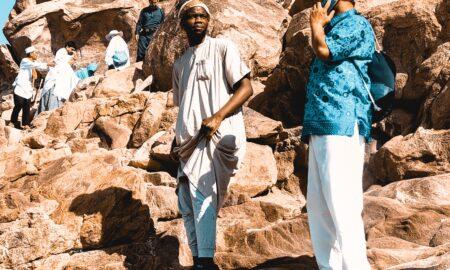 Pilgrims on Arafat