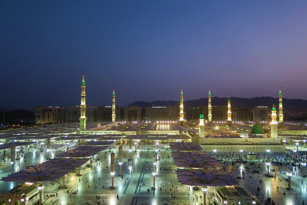 guide on how to prepare for umrah